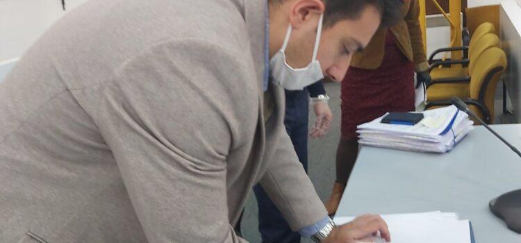 """Potpisan Ugovor o dodjeli finansijskih sredstava u svrhu realizacije projekta""""Sanacija divljih deponija na području općine Breza"""""""